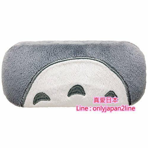 【真愛日本】16091100004眼鏡盒-灰龍貓  龍貓 TOTORO 眼鏡盒 收納盒 日本國內版