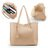 Women Tote Bag Tassels Leather Shoulder Handbags Fashion Ladies Purses Satchel Messenger Bags 4