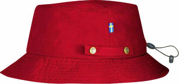 Fjallraven 瑞典北極狐 Marlin MT 復古圓盤帽/獵裝帽/軍裝遮陽帽 79243 320紅