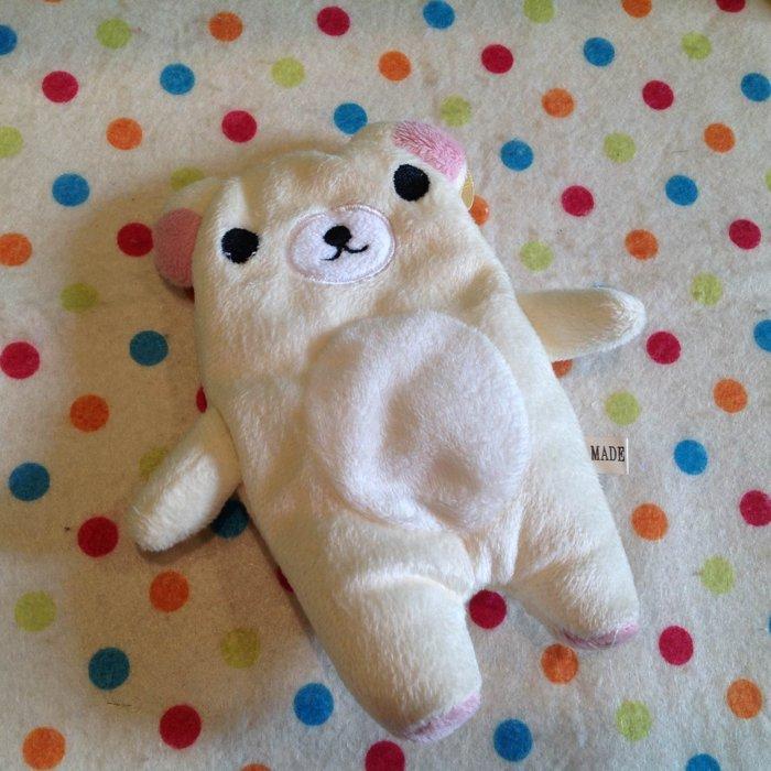 =優生活=【現貨出清】拉拉熊 懶懶熊掛式零錢包 證件背帶 小錢包 裝飾 小型收納包