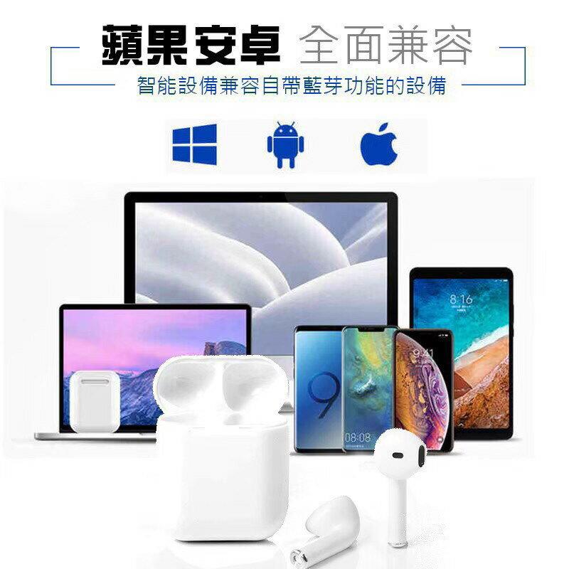 【無線藍芽耳機】耳機 / 無線 / 藍芽5.0 / 高音質 / 蘋果安卓 / 單耳獨立 / 座艙充電 / i9s-TWS【LD205】 3