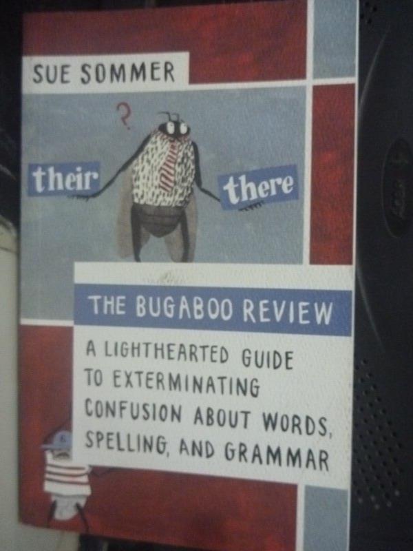 【書寶二手書T5/語言學習_LML】The Bugaboo Review: A Lighthearted