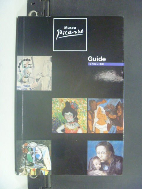 【書寶二手書T8/藝術_JKY】Museu Picasso_Claustre Rafart i Planas