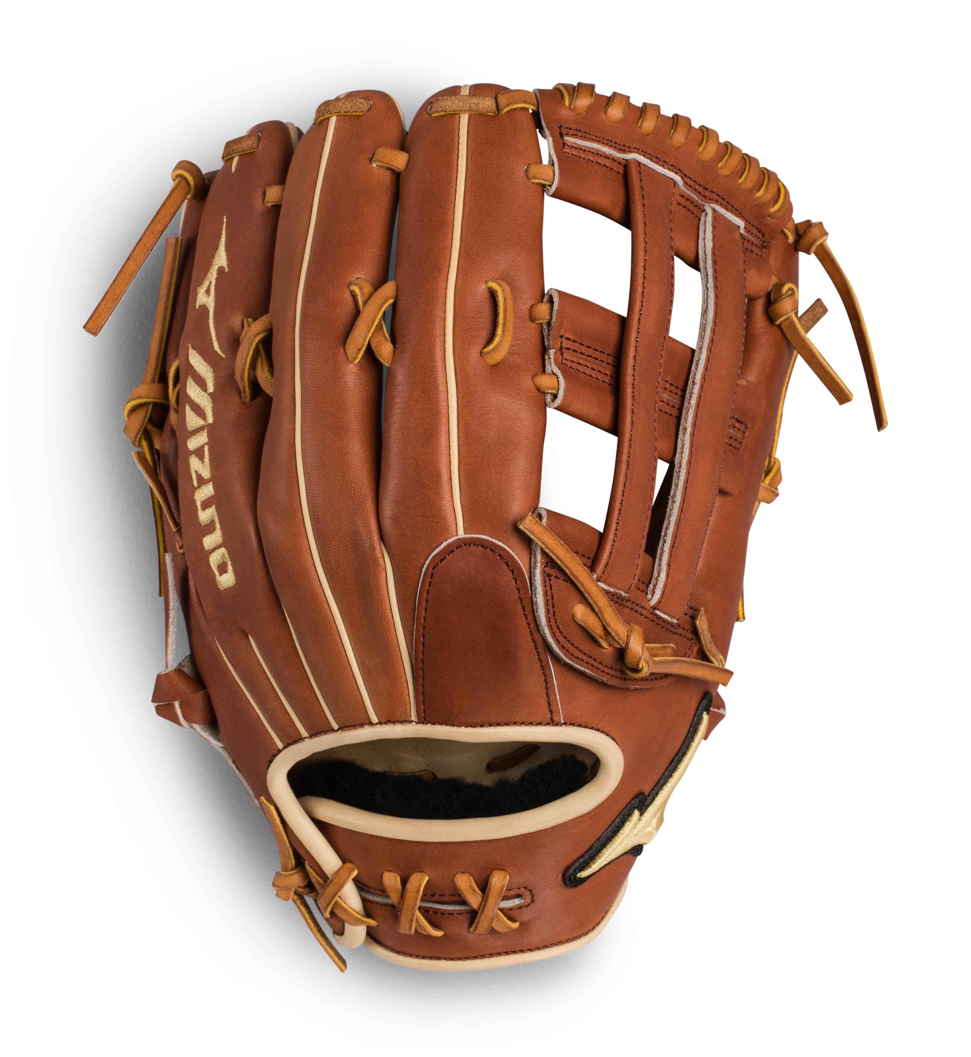 654eb70bdb60 Mizuno: Mizuno Pro Select Outfield Baseball Glove 12.75