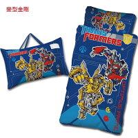 台灣精製 兒童睡袋冬夏兩用 幼兒園睡袋 卡通睡袋多種圖案 變形金剛