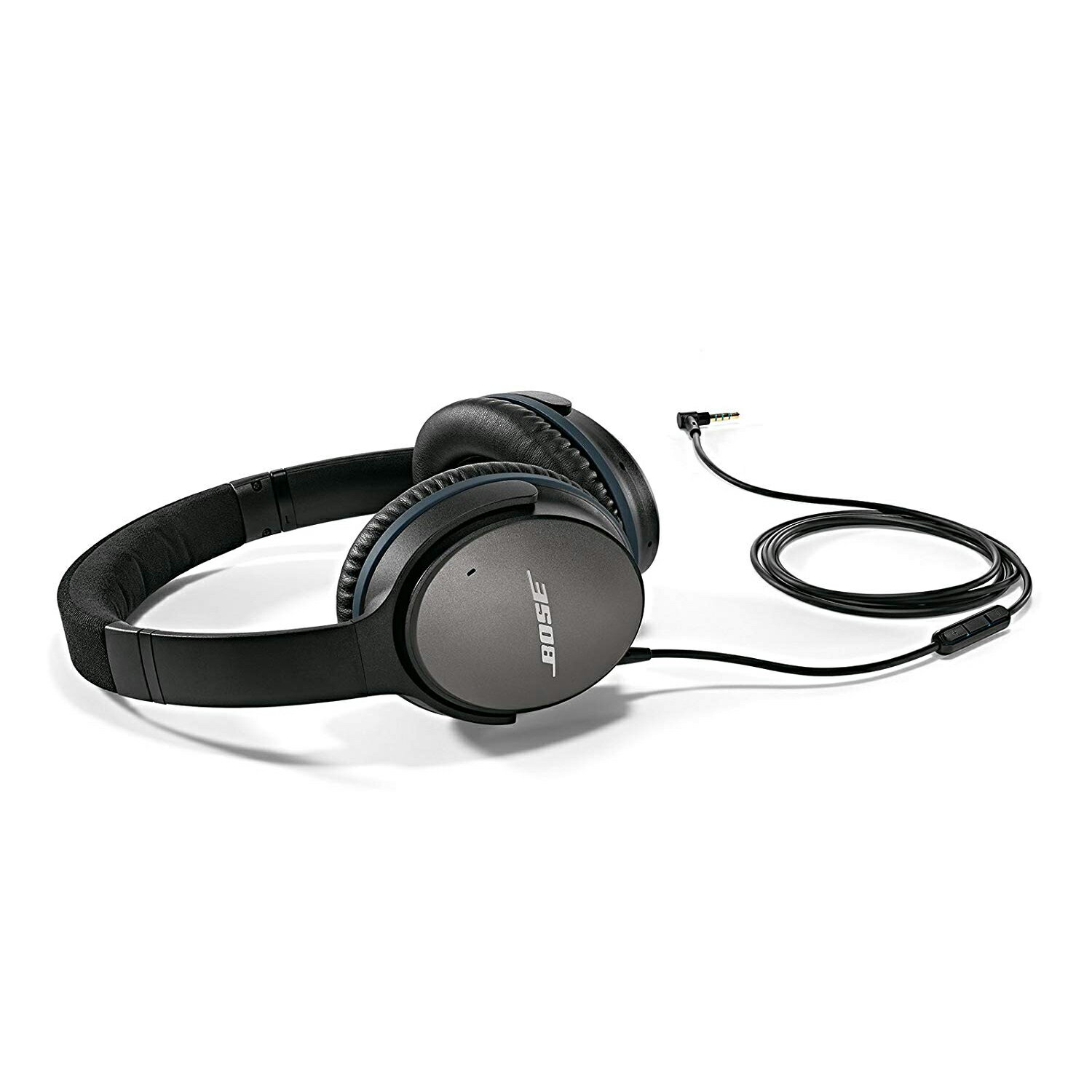 9e827a65244 Bose QuietComfort 25 Acoustic Noise Cancelling Headphones Samsung/Android  Black 0