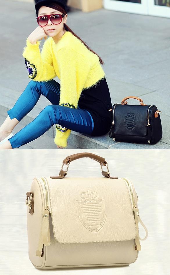 Women Handbag Cross Body Shoulder Messenger Bag 1