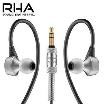 <br/><br/>  RHA MA750 頂級隔音入耳式耳機 高抗鏽之不鏽鋼機身 特殊隔音設計 三年保固服務<br/><br/>