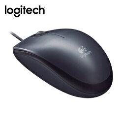 ☆宏華資訊廣場☆Logitech 羅技 M90 USB 光學 有線滑鼠