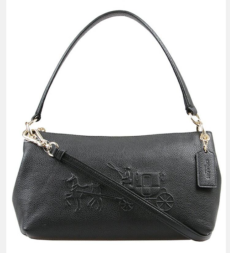 COACH 33521 女款歐美時尚牛皮手提單肩斜側包