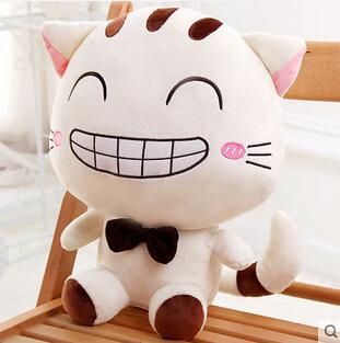 創意可愛貓咪公仔小貓玩偶DL14383『伊人雅舍』
