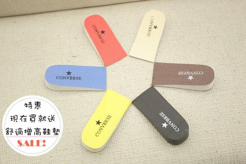 【AL1020】(買一送一鞋墊)韓版學院風 馬卡龍皮革素面綁帶高筒球鞋 厚底帆布鞋 4色 1