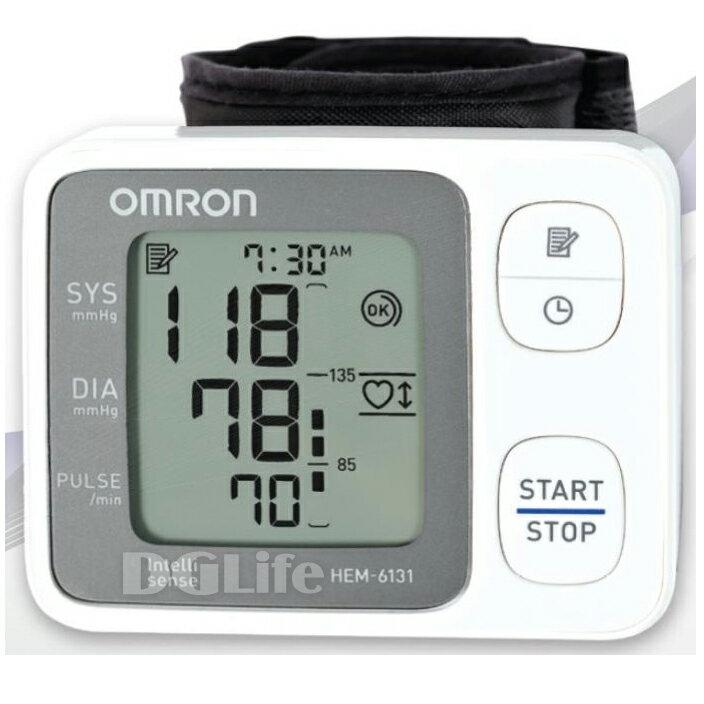 HEM-6131 歐姆龍手腕式電子血壓計
