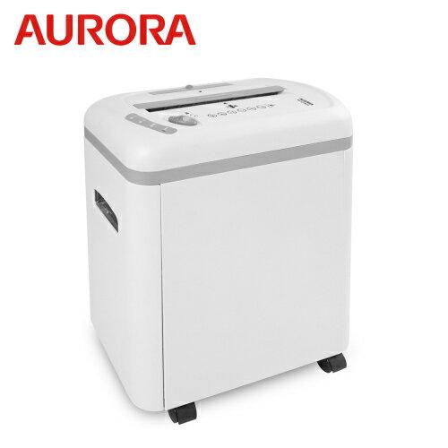 【AURORA震旦】12張多功能靜音碎紙機(15公升)AS1219CE【三井3C】