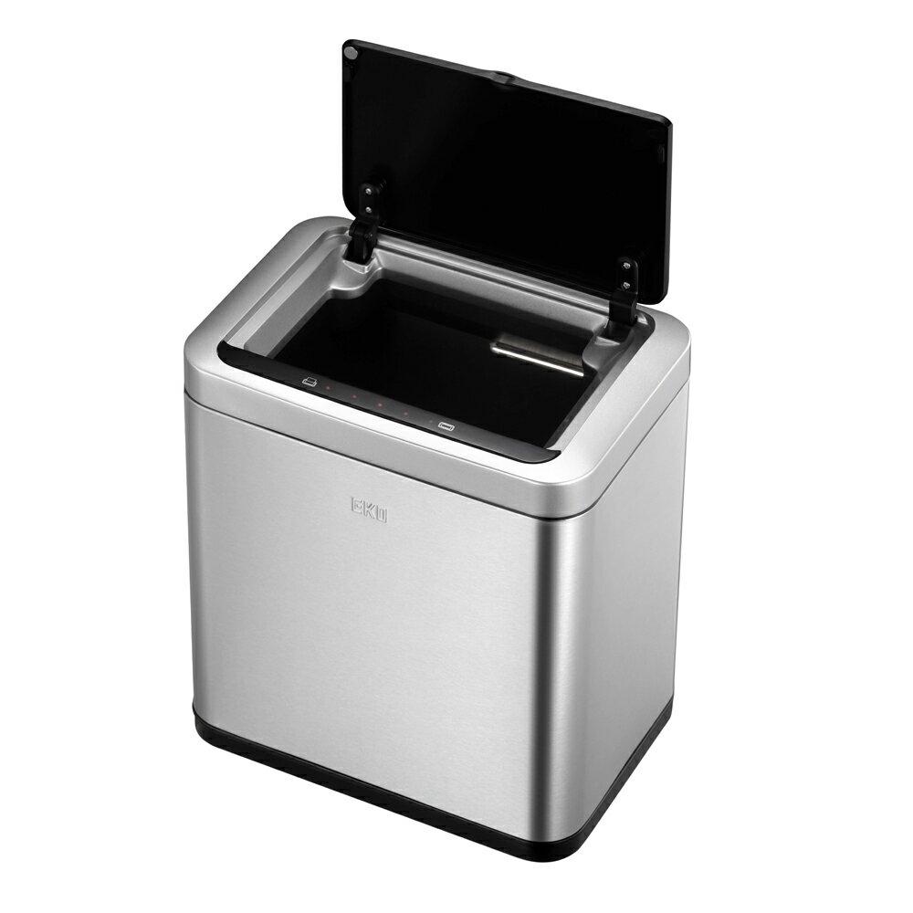 EKO 倩影自動感應垃圾桶9L 1