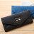 ☆BOBI☆02/25復古蝴蝶結皮面多分層長夾 拉鍊皮夾錢包卡包【PS046】 - 限時優惠好康折扣