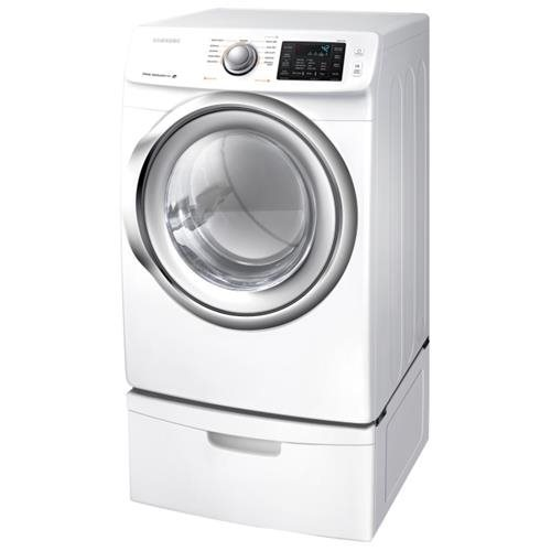 Samsung DV5200 7.5 cu. ft. Electric Dryer - 7.50 ft - Front Loading - 11 Modes 22bcbe605dcf4e3c782340726491c823