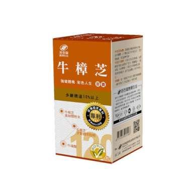 港香蘭 牛樟芝膠囊 100粒【瑞昌藥局】含醣體