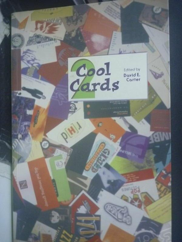 ~書寶 書T3/ _ZIM~Cool Cards2_Carter David E.