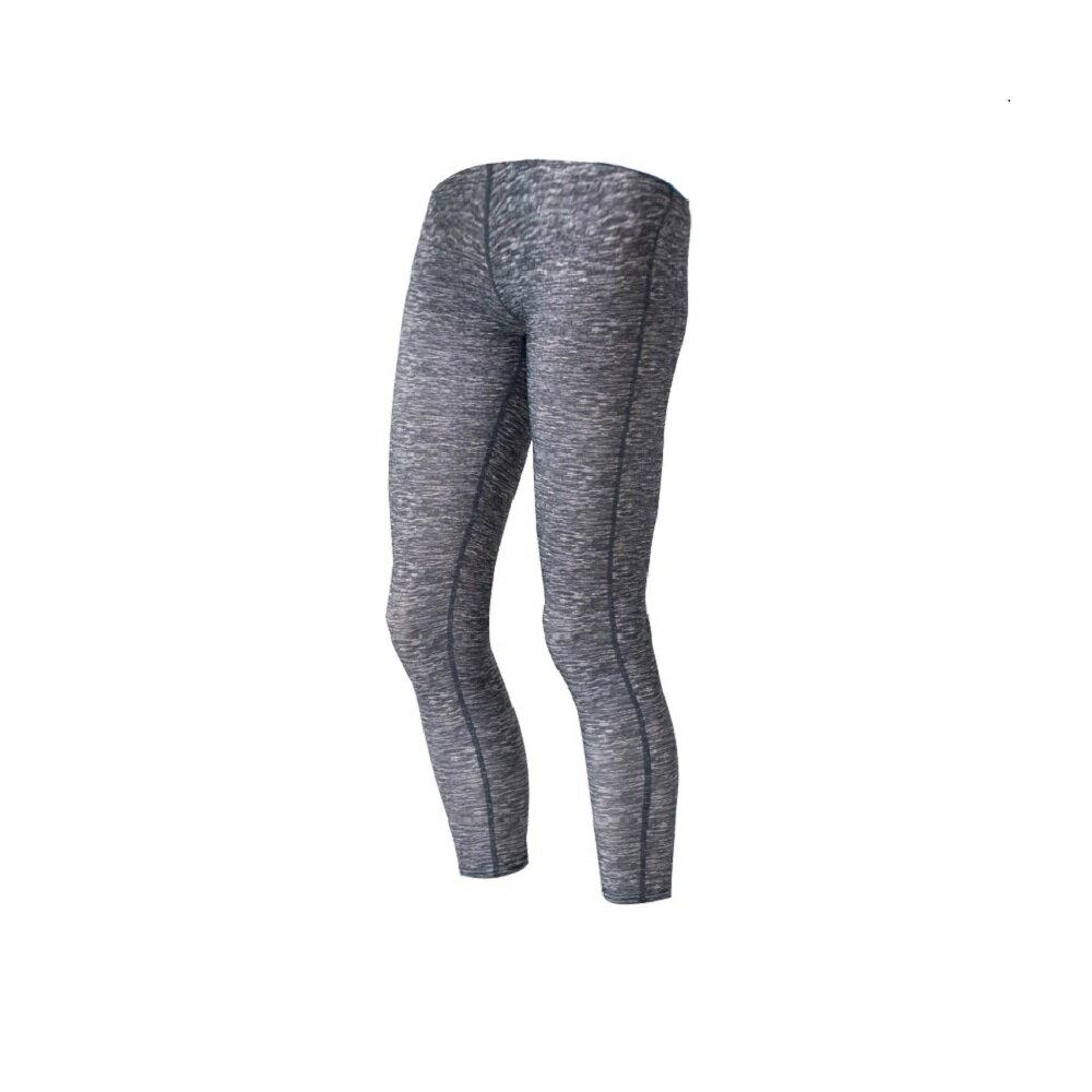 彈力束腿 吸濕排汗 壓力褲 瑜珈褲  【QIDINA】