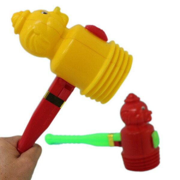 台灣製 中氣錘玩具 造型頭錘 響錘玩具 / 一支入 { 定70 }  響槌 空氣槌子響聲 氣槌 槌錘子榔頭 安全整人響鎚~名 3