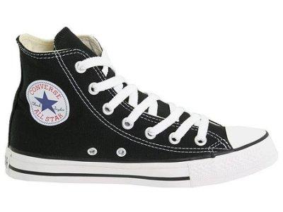 CONVERSE ALL STAR C/T 黑白 高筒 男 女鞋 US 4~7.5 M9160 C倉