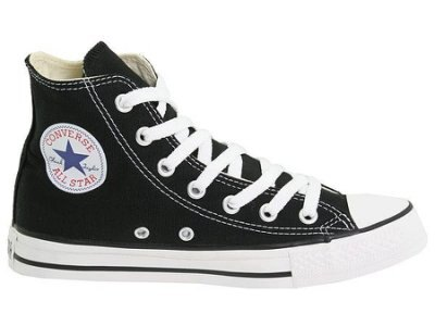 CONVERSE ALL STAR C/T 黑白 高筒 男 女鞋 US 4~7.5 M9160 J倉