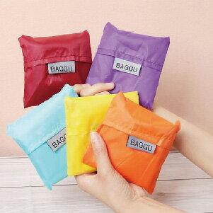 <br/><br/>  美麗大街【BF328E2E878】日式baggu糖果色折疊購物袋(OPP袋)純色款<br/><br/>