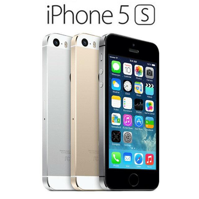 【Apple 福利品】iPhone 5s 32GB 智慧型手機(加送皮套)