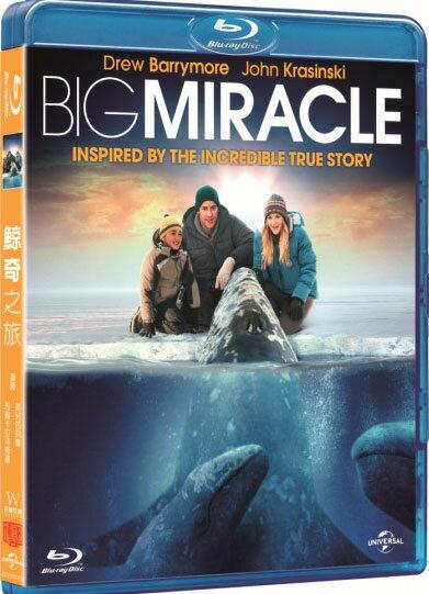 鯨奇之旅 Big Miracle (BD)