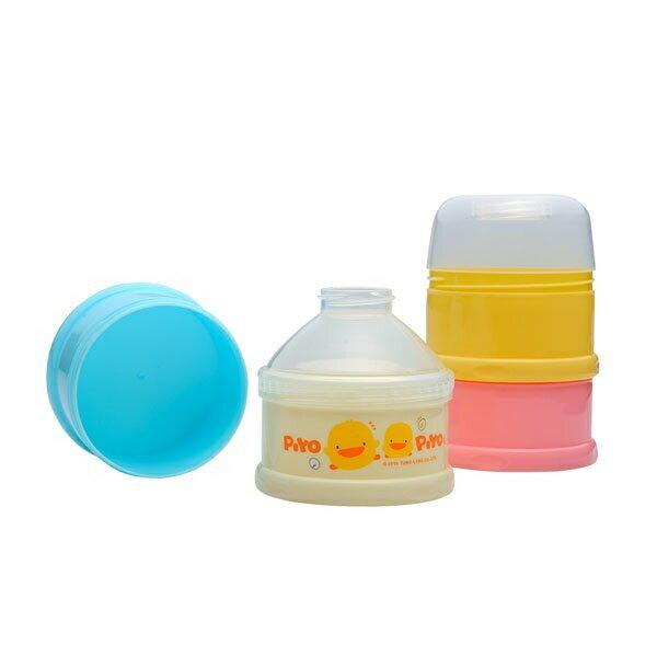 Piyo Piyo黃色小鴨 - 彩色特大四層奶粉盒 【好窩生活節】 1