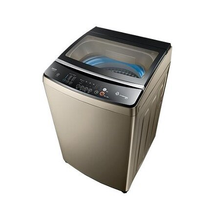 TECO 東元 W1688XG 16公斤 單槽DD直驅變頻洗衣機 ~  2016年 ^!