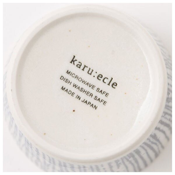 超輕量茶杯 karu:ecle 波十草 NITORI宜得利家居 4