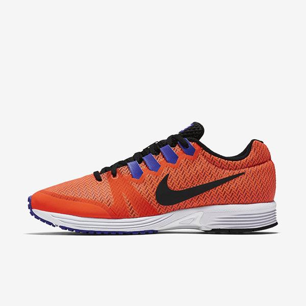 NIKE Air Zoom Speed Rival 5 男鞋 慢跑鞋 輕量 透氣 橘 黑 【運動世界】 831706-800