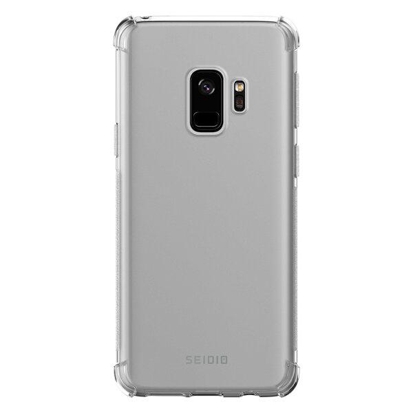預購優惠中❗【貝殼】SEIDIOOPTIK™SamsungS9四角氣墊輕透手機保護殼