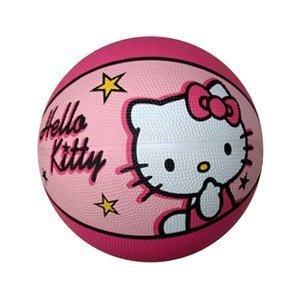 【H.Y SPORT】Hello Kitty 凱蒂貓籃球 #5 (三麗鷗授權商品 ) 紅標特價