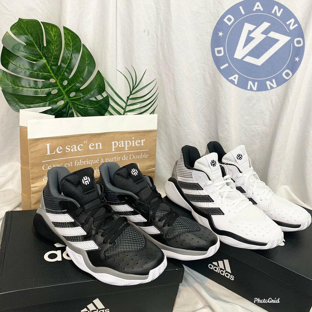 超取$499免運 ▶帝安諾-實體店面 ADIDAS 籃球鞋 黑白色 EF9893 EF1942 EE9631 EF9809