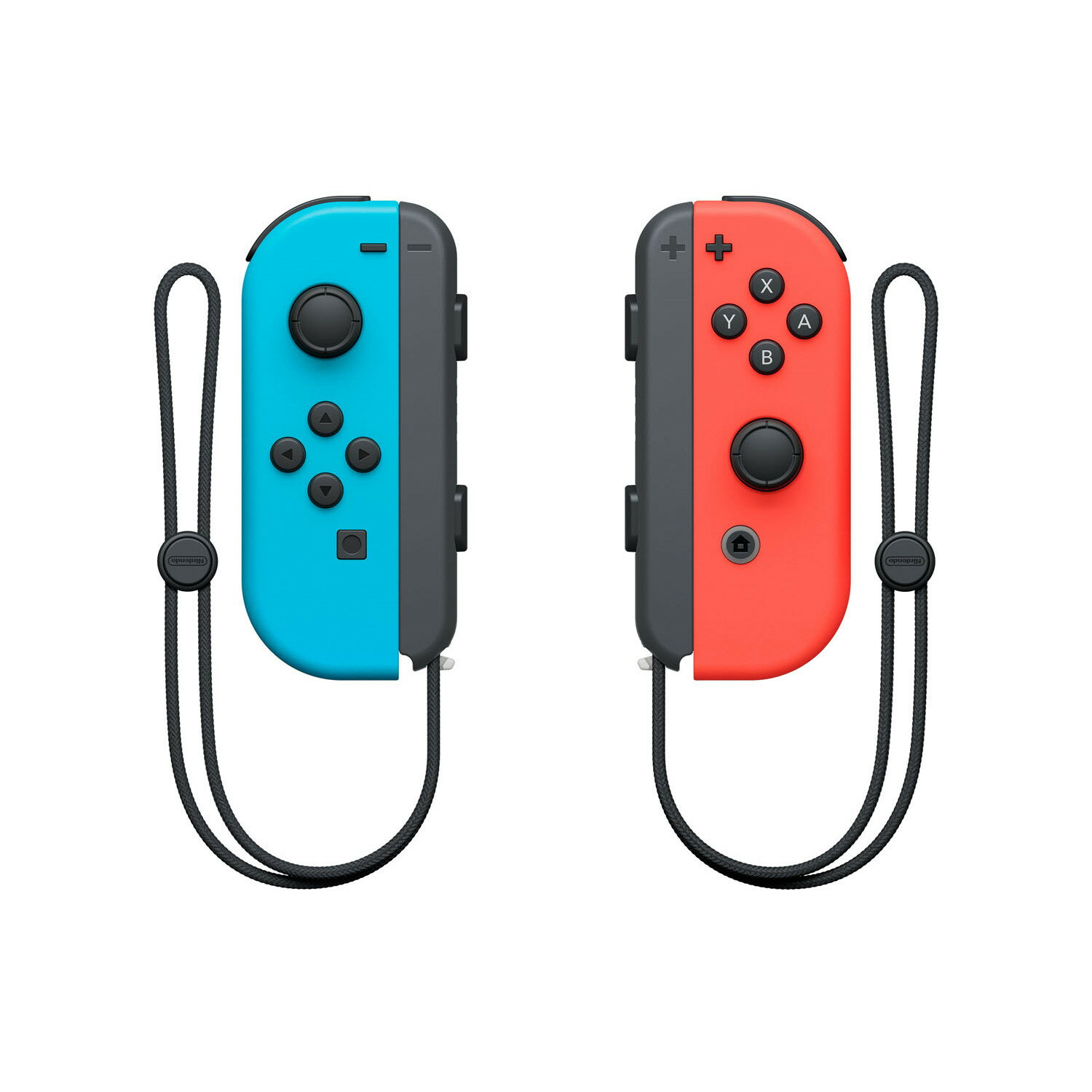 Nintendo Switch - Joy-Con - Neon Red/Neon Blue - (Left/Right) Controllers 1