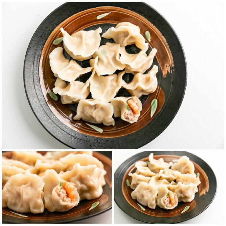 長官餃子[手工高麗菜蝦仁餃子一盒24顆入]✦冷凍手工水餃✦