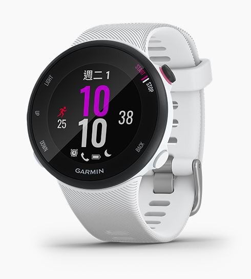 Garmin Forerunner 45 / 45SGPS 腕式光學心率跑錶 智慧跑錶 / 運動休閒 / 正版【H.Y SPORT】 4