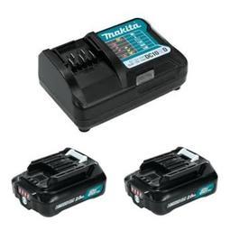 Makita牧田12V充電包 BL1021B*2電池+DC10SB充電器