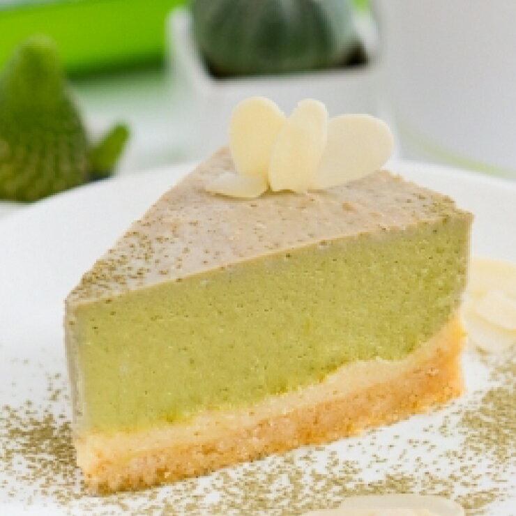 【土匪烘焙事務所】抹茶克林姆重乳酪蛋糕 5.5吋(500g+-5%)