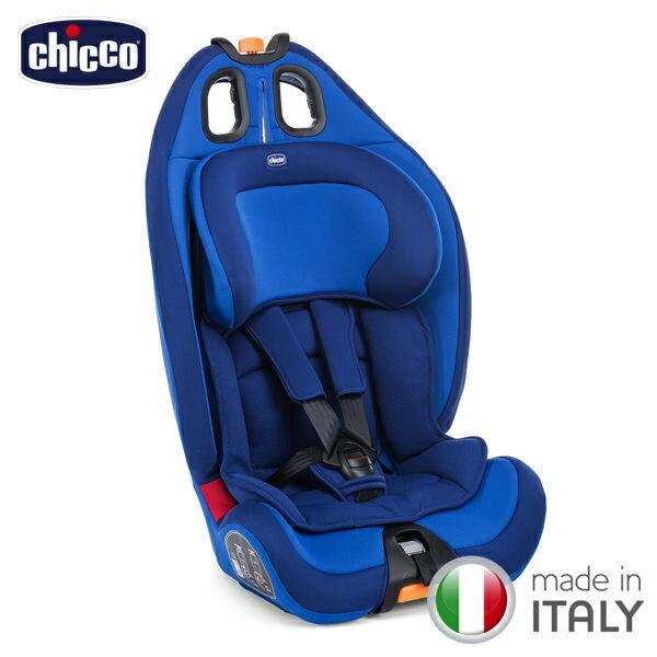 義大利【Chicco】Gro-Up123 成長型安全汽座(汽車安全座椅)(1~12歲) 3