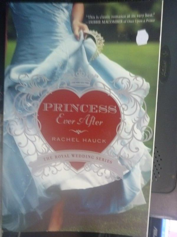 ~書寶 書T9/原文小說_IFX~Princess Ever After_Rachel H