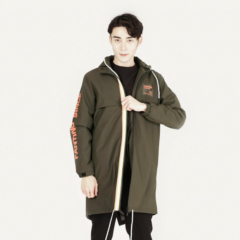 【FANTINO】外套(男)-墨綠 945333 0