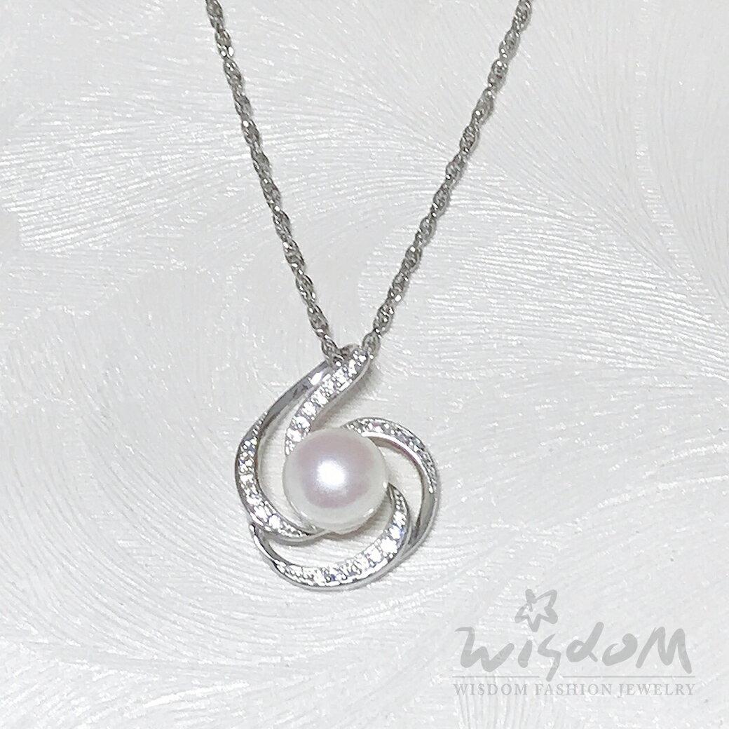 威世登時尚珠寶-珍愛-純銀套鍊(附鋼鍊) ZSB00043-CHHX