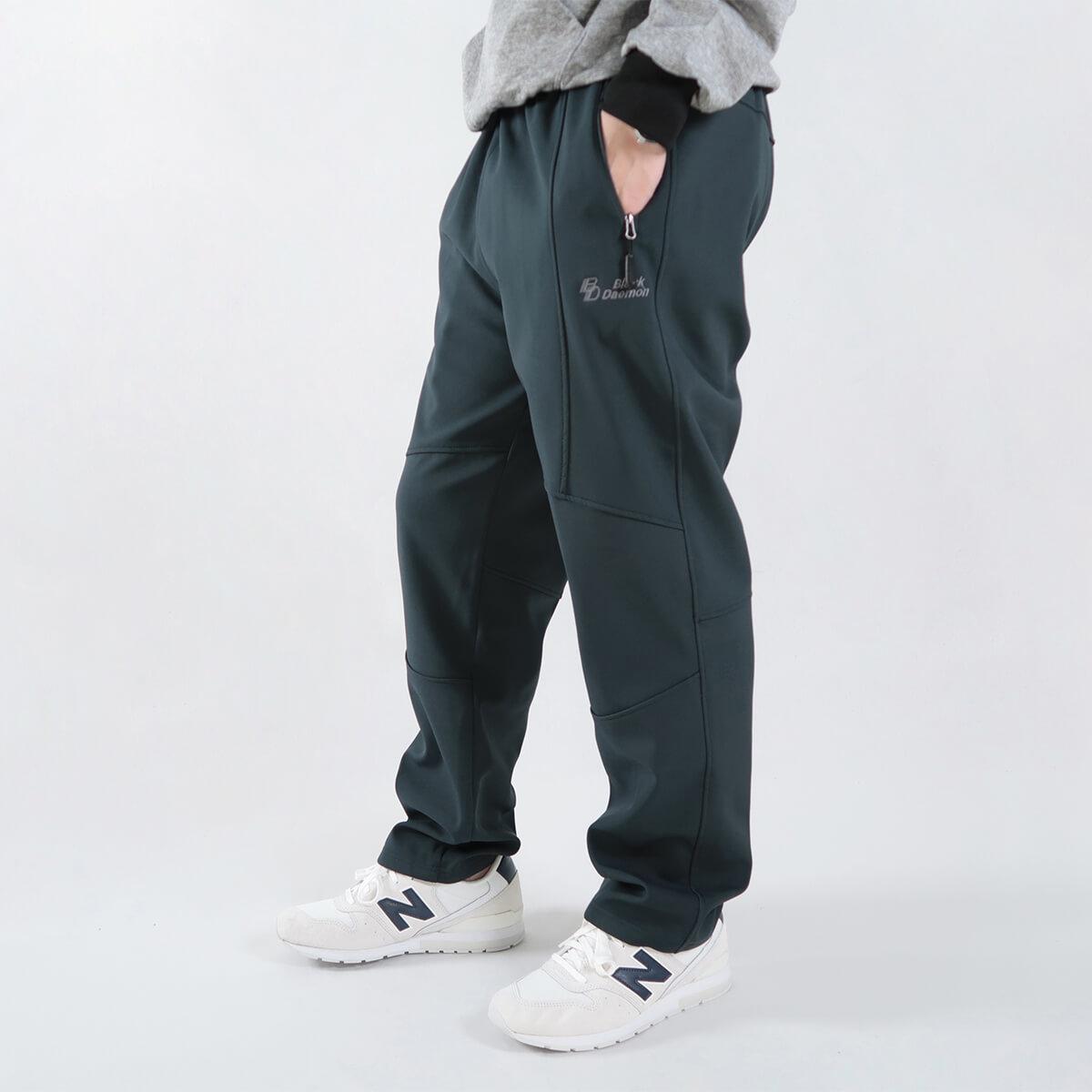 保暖厚刷毛軟殼褲 防風防潑水透氣保暖衝鋒褲 保暖褲 內裡刷毛褲 休閒長褲 黑色長褲 WARM THICK FLEECE LINED SOFTSHELL PANTS OUTDOOR PANTS (321-356-08)深藍色、(321-356-21)黑色、(321-356-22)藍綠色 腰圍M L XL 2L(28~40英吋) [實體店面保障] sun-e 5