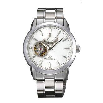 Orient 東方錶(SDA02002W)東方之星小鏤空機械錶/白面39mm
