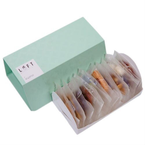 【LOFT蘿芙甜點】餅乾禮盒 (9包餅乾+ 1包蛋糕)