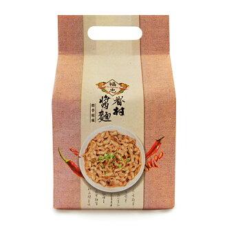 福忠字號眷村醬麵-醋香椒麻115g*4【愛買】